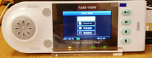 自律神経測定器パルスアナライザープラスビュー(TAS9 VIEW)