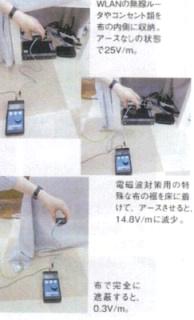 【電磁波対策その3】電磁波をシャットアウトできる布