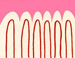 図-1 正常な毛細血管