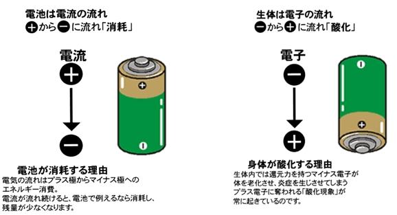 自然現象と酸化の仕組み