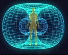 量子波動の概念図