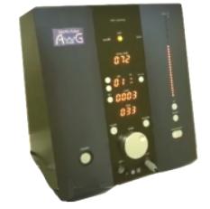 AWGの周波機