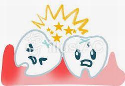 炎症ストレス「歯痛」
